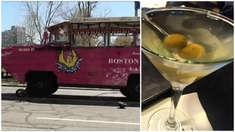 Cocktails and Duck Boats: Ducktini