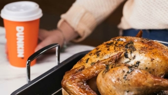 A Dunkin' Thanksgiving Turkey? Really?