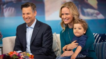 Richard Engel Shares Son's Emotional Milestone