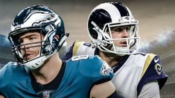 How to Watch Eagles-Rams on Sunday Night Football