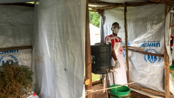 5-Year-Old Dies of Ebola as Outbreak Crosses Congo Border