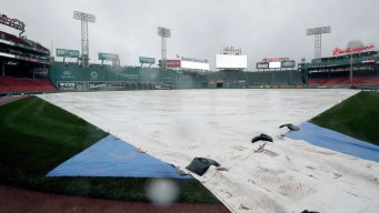 Red Sox Game Postponed Due to Weather