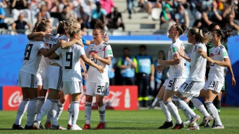 Germany Tops Nigeria, Reaches Women's World Cup Quarters