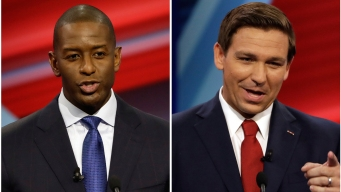 Andrew Gillum Concedes in Florida Gov. Race to Ron DeSantis