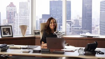 Gina Torres Steps Into Spotlight With 'Pearson'