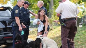 Woman Rescues Dog Walker From Mass. Reservoir