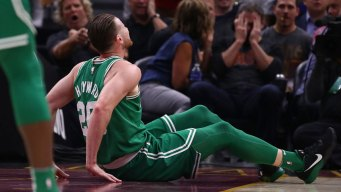 Stevens: Hayward Suffered Dislocated Ankle, Fractured Tibia
