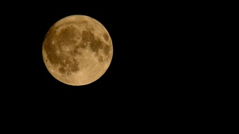 When to See This Weekend's Full Hunter's Moon