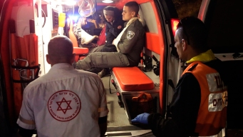 Palestinian Stabs Officers in Police Station: Israeli Police