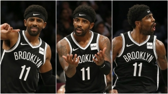 How Kyrie Irving's 'Mood Swings' Are Reportedly Making Nets 'Queasy'
