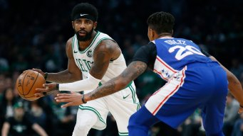 Celtics Beat 76ers in Season Opener