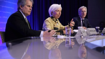 IMF Chief Urges Countries to Settle Trade Disputes, Cut Debt