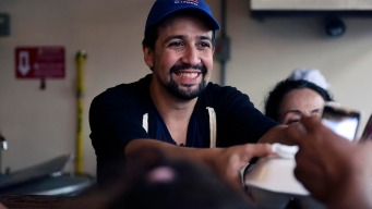 Lin-Manuel: Puerto Rican Efforts Making Up for Slow Start