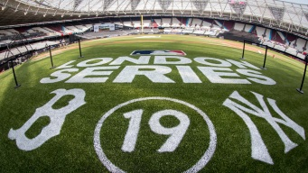London Calling: Red Sox, Yanks Promote MLB's Euro Arrival
