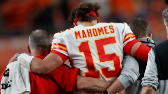 What Does the Patrick Mahomes Injury Mean for the Patriots?