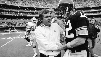 Patriots Coach in 1982 'Snow Plow Game' Dies