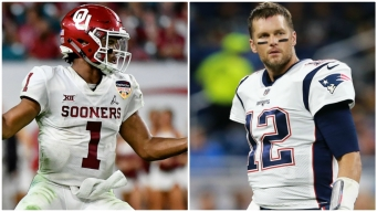 Could Murray Choosing Football Help Pats Find Brady's Heir?