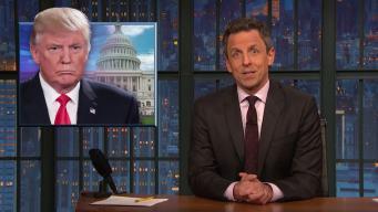 'Late Night': A Closer Look at Giuliani, Miller Defending Trump