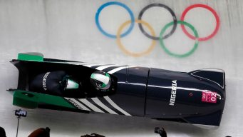 Nigeria Savors Its Olympic Bobsled Debut Moment