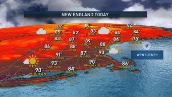 Another Steamy Day of Heat and Humidity
