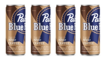 PBR Is Testing 'Hard Coffee' in Maine, and It's a Hit
