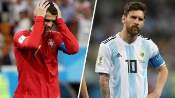 Messi and Ronaldo Exit World Cup Without Titles