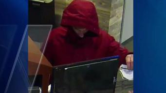 Police Search for Bank Robbery Suspect in NH