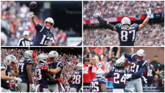 SUNDAY SPORTS POLL: Biggest Takeaway From Pats Week 1?