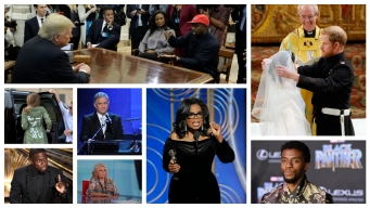 A Journey Through 2018's Top Pop Culture Moments