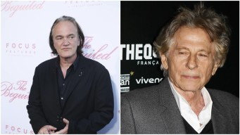 'She Wanted to Have It': Tarantino Defends Polanski Teen Sex