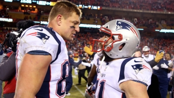 Edelman on Gronk Comeback: 'We Need It'