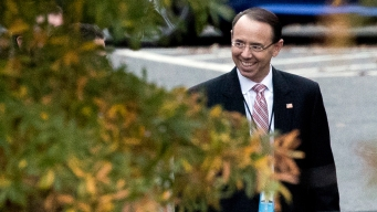 Maryland Asks Judge to Declare Rosenstein Acting AG