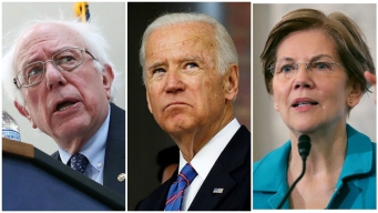 UNH Poll: Sanders, Biden, Warren Favorites for 2020 NH Primary
