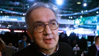 Former Fiat Chrysler Head Dies