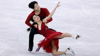 What You Missed in Pyeongchang Last Night: 'Shib Sibs' Shine