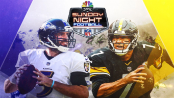 How to Watch Ravens-Steelers on Sunday Night Football