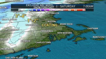 FIRST ALERT: Burst of Snow Expected Overnight