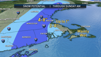Winter Storm Warning Issued for Greater Boston
