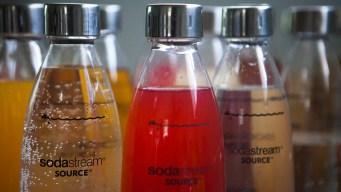 PepsiCo to Buy SodaStream for $3.2 Billion