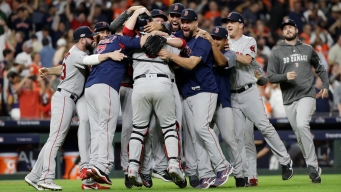 Red Sox Defeat Defending Champs, Head to World Series