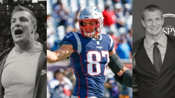Rob Gronkowski Isn't Ready to Stop Being 'Gronk'