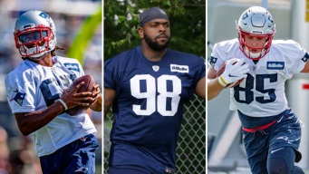 5 Players You'll Be Talking About After Patriots-Panthers Preseason Game