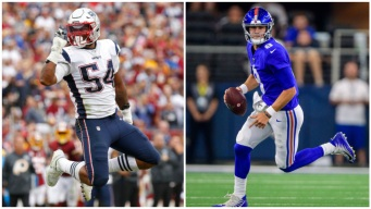Preview: Patriots, Giants to Clash Tonight