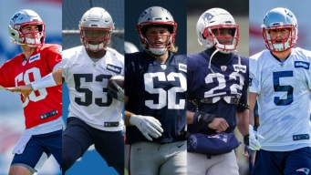 Five Players You'll Be Talking About After Patriots-Lions Preseason Game