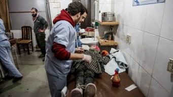 98 Dead in Assault on Rebel-Held Damascus Suburb: Activists