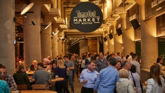 Time Out Market Boston Opens in the Fenway, Includes 15 Dining Spots
