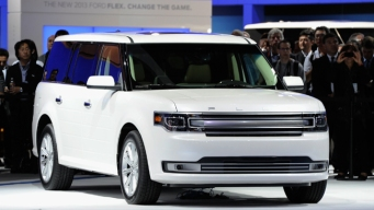Ford to End Production of Ford Flex, Layoff 450 Workers