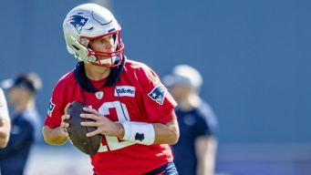 Another Year Means it's Nearly Football Season for Brady<br />
