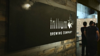 Trillium Beer Garden Coming to Greenway