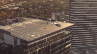 Companies Are Working to Commercialize the Flying Taxi